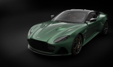 The most iconic Aston Martin in motorsports history lives on in limited edition DBS 59
