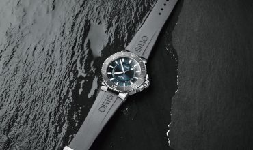 High Water: Oris Introduces the Source of Life Limited Edition