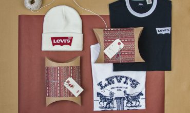 Seasonal Cheers from the Levi's Holiday 2018 Collection
