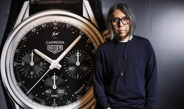Tag Heuer let designer-musician Hiroshi Fujiwara do over the iconic Carrera – and the result's awesome