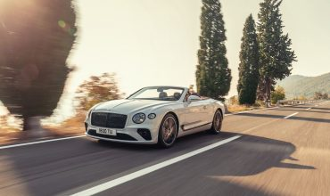 Why the new 2018 Bentley Continental GT Convertible may be the pinnacle of luxury