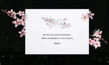 Watch Dior Homme's historic Tokyo pre-fall 2019 show here – stream live at 7pm, 30 November