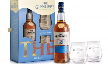 Celebrate This Festive Season with The Glenlivet Founder's Reserve Gift Pack