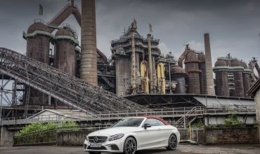 Mercedes-Benz unveiled its latest compact luxury C-Class in Singapore