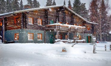 5 luxury winter lodges in the Swedish Lapland to check in to