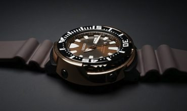 "Prove the depths with Seiko's ""Yellowfin Tuna"" Prospex Diver"