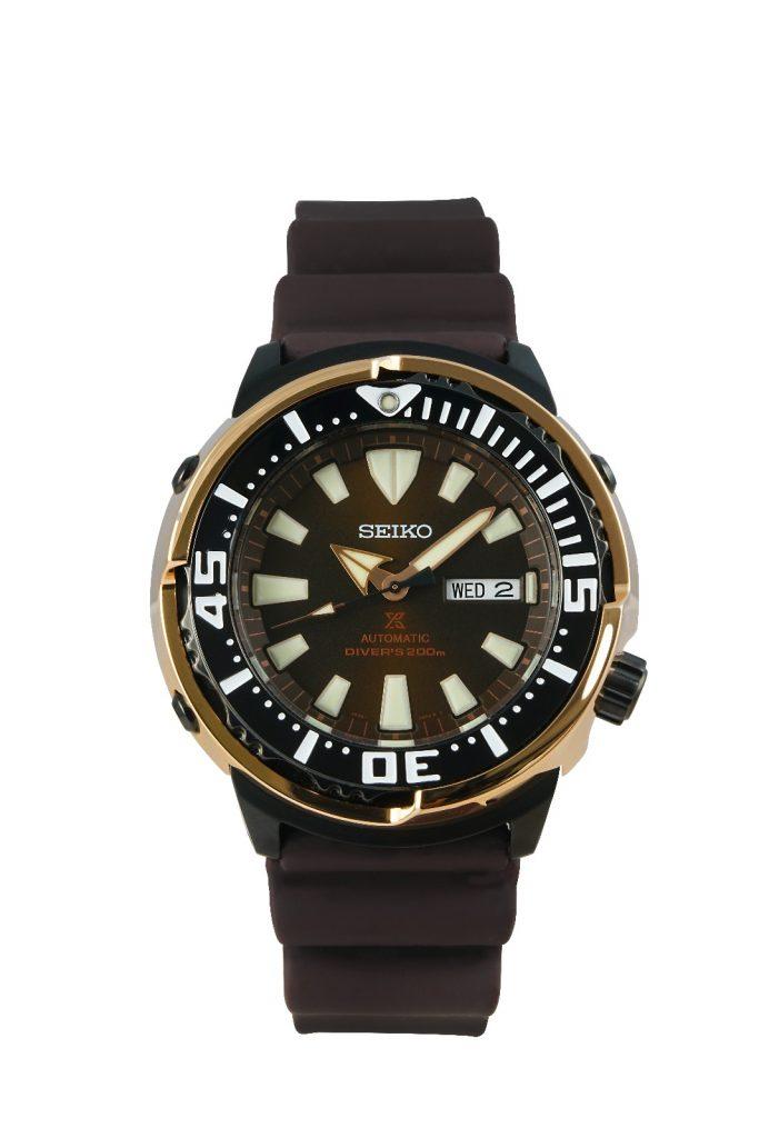 Seiko Prospex Diver's Watch Limited Edition SRPD14K1 Yellofin Tuna