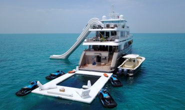 Here are 5 superyacht tenders to impress your friends with