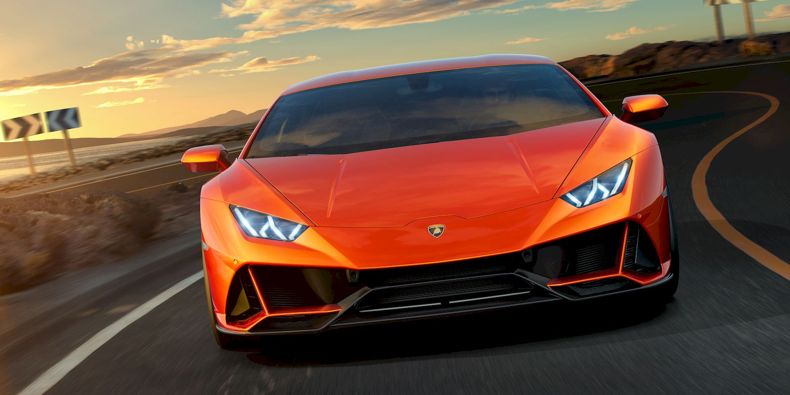 The New Lamborghini Huracan Evo Is Forcing Rivals To Up Their Game
