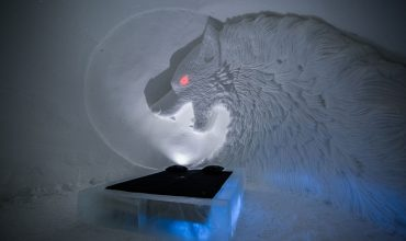 This Game of Thrones Ice Hotel lets you experience life beyond the Wall