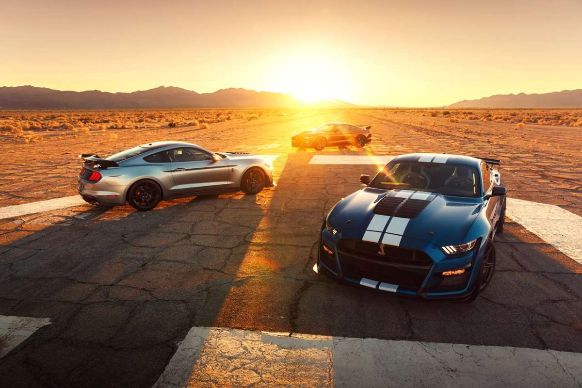 Tear up the streets with the Ford 2020 Mustang Shelby GT500 – AUGUSTMAN.com