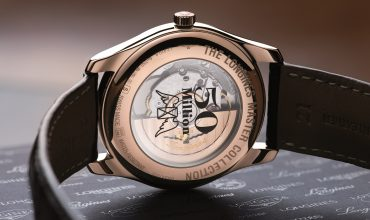 Longines Withstands the Test of Time with Its 50 Millionth Milestone