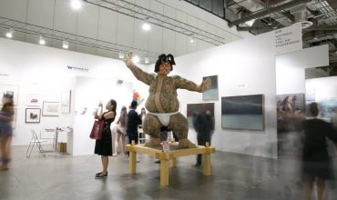 Is the business model of a gallery unsustainable in Singapore?