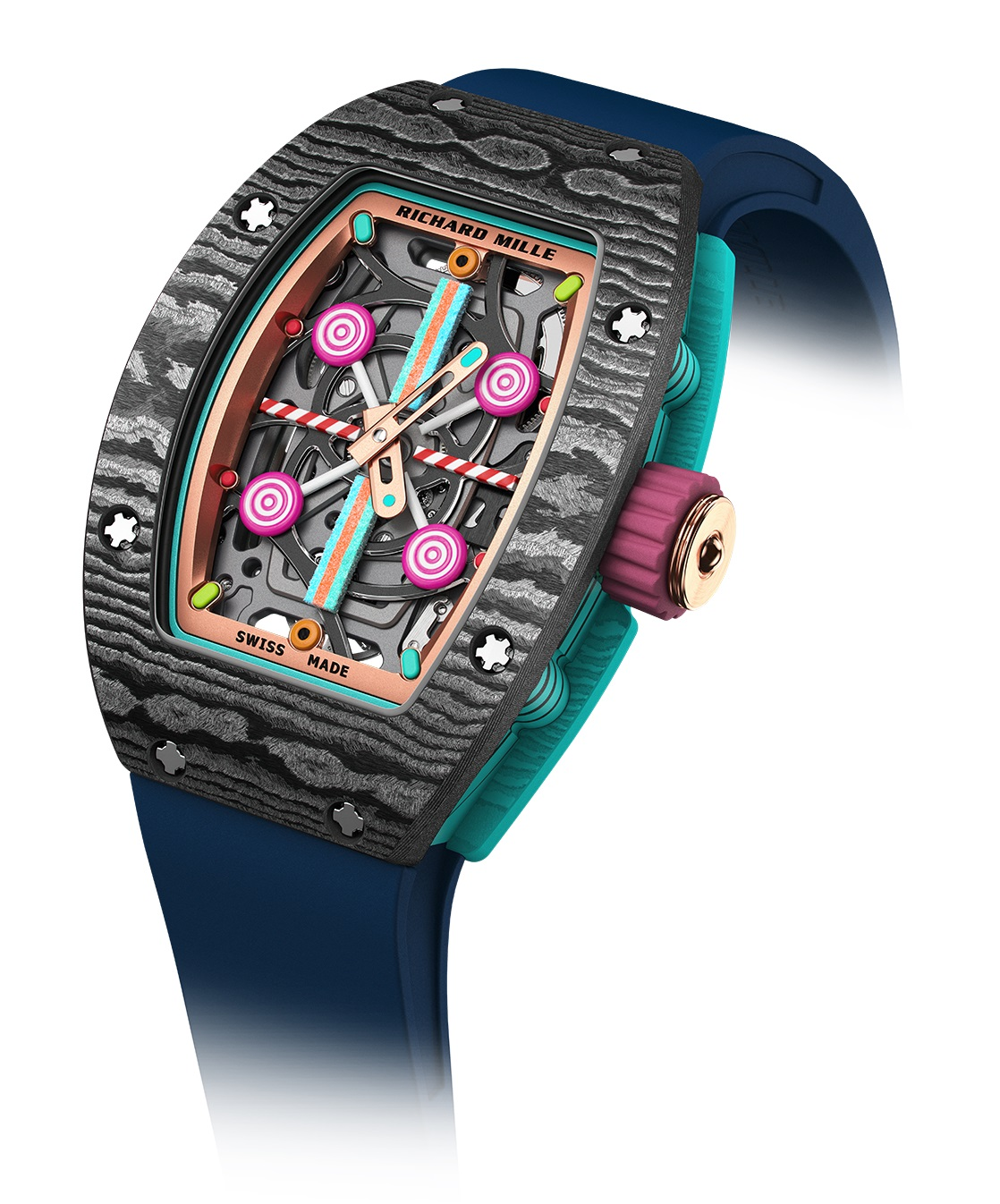 Richard Mille Bonbon Myrtille Blueberry