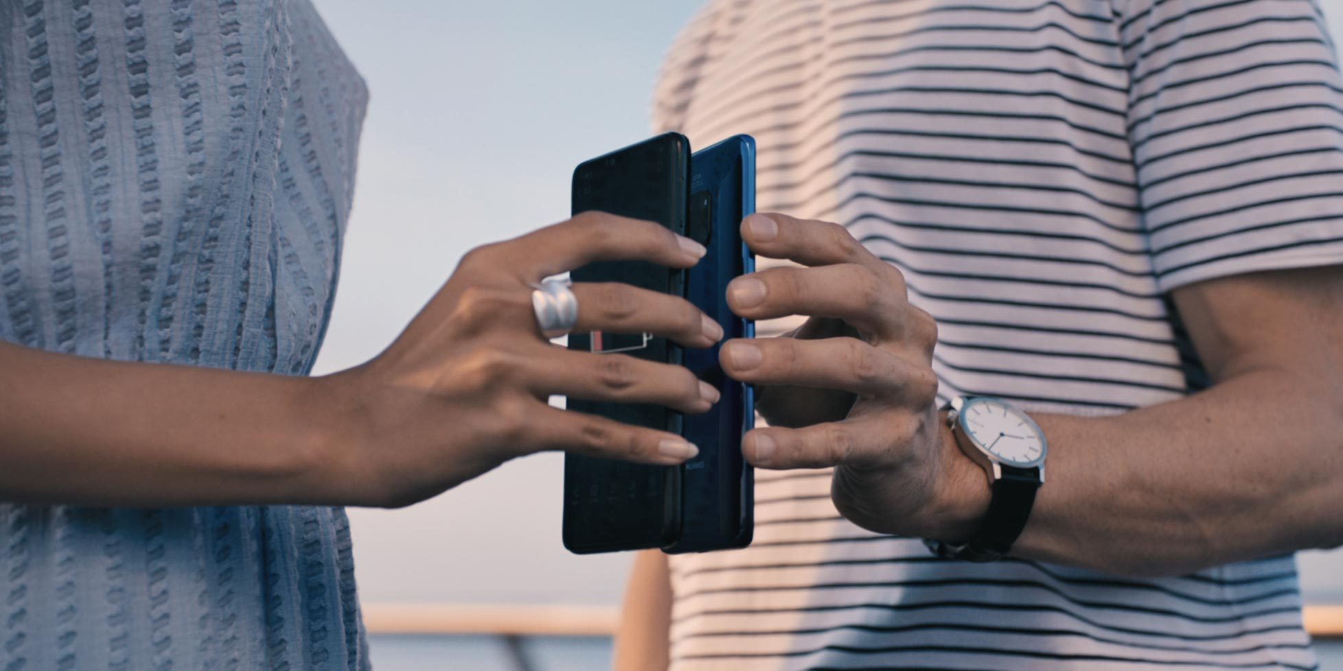 Huawei Reverse Wireless Charging