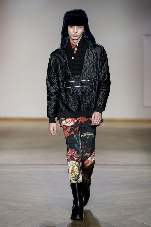 The latest FW19 collection(s) for menswear.