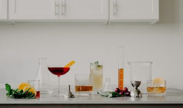 "Check out the first lab-made molecular ""whiskey"""