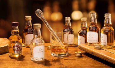 Chivas is letting you blend your own whisky at home