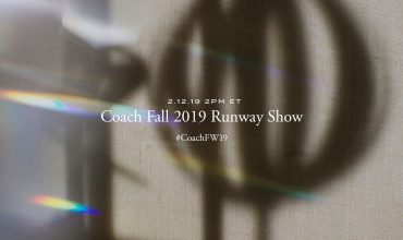 Watch here: The Coach FW19 Show