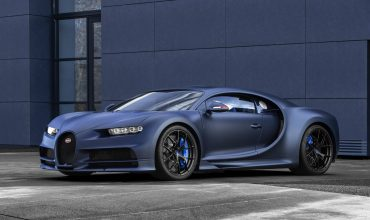 Bugatti's celebrating 110 years with a limited edition Chiron Sport