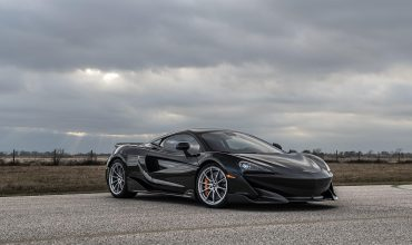 Tune it up: Hennessey's set its sights on the McLaren 600LT