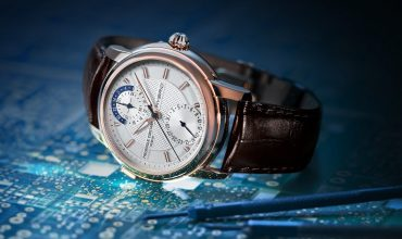 Frederique Constant's Hybrid Manufacture: Digital Meets Analogue