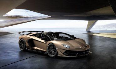 The Lamborghini Aventador SVJ Roadster brings naturally-aspirated sexy back