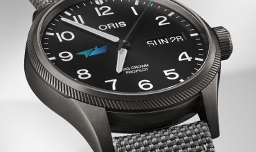Oris LIMA Limited Edition For High-Performance Pilots