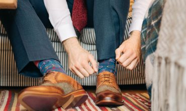 A brief history of men's socks, and what they can do for your outfit