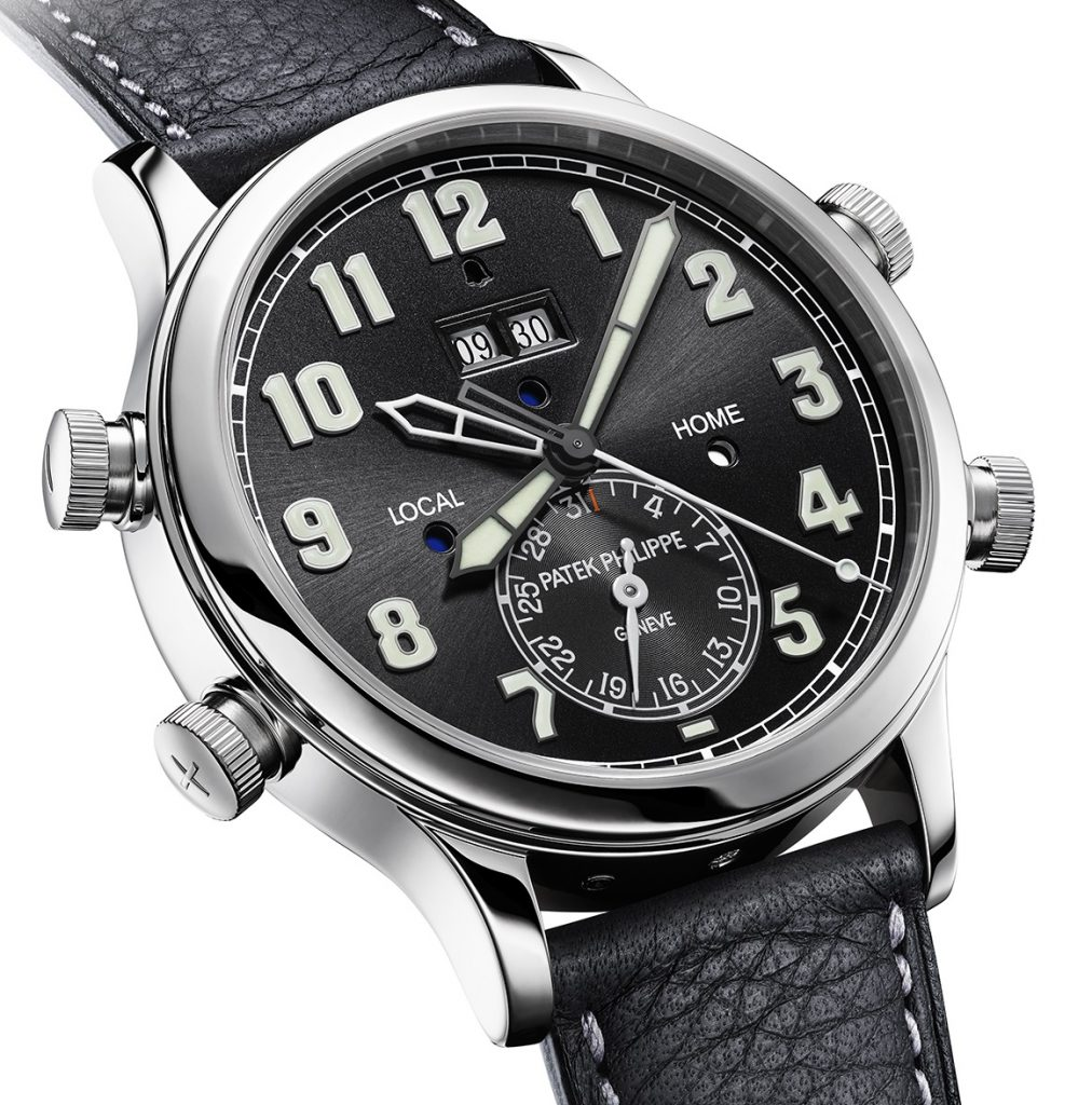Patek Philippe Ref. 5520P Alarm Travel Time