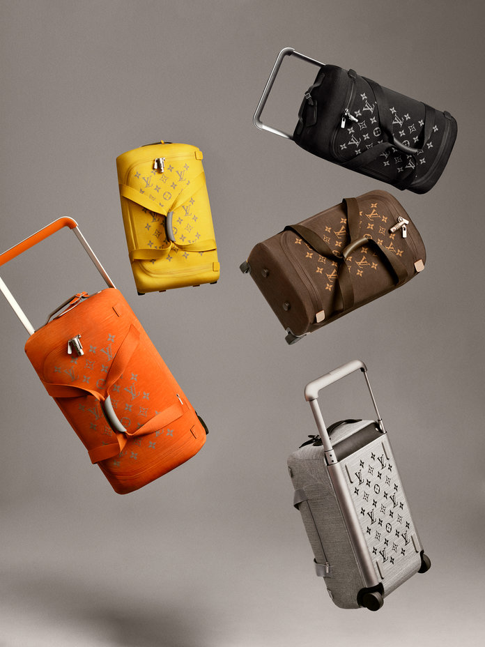 baaf1a134837 Leave it to Louis Vuitton to reinvigorate the scene with some downright  sexy pieces. Legendary designer Marc Newson lends his inimitable flair for  ...