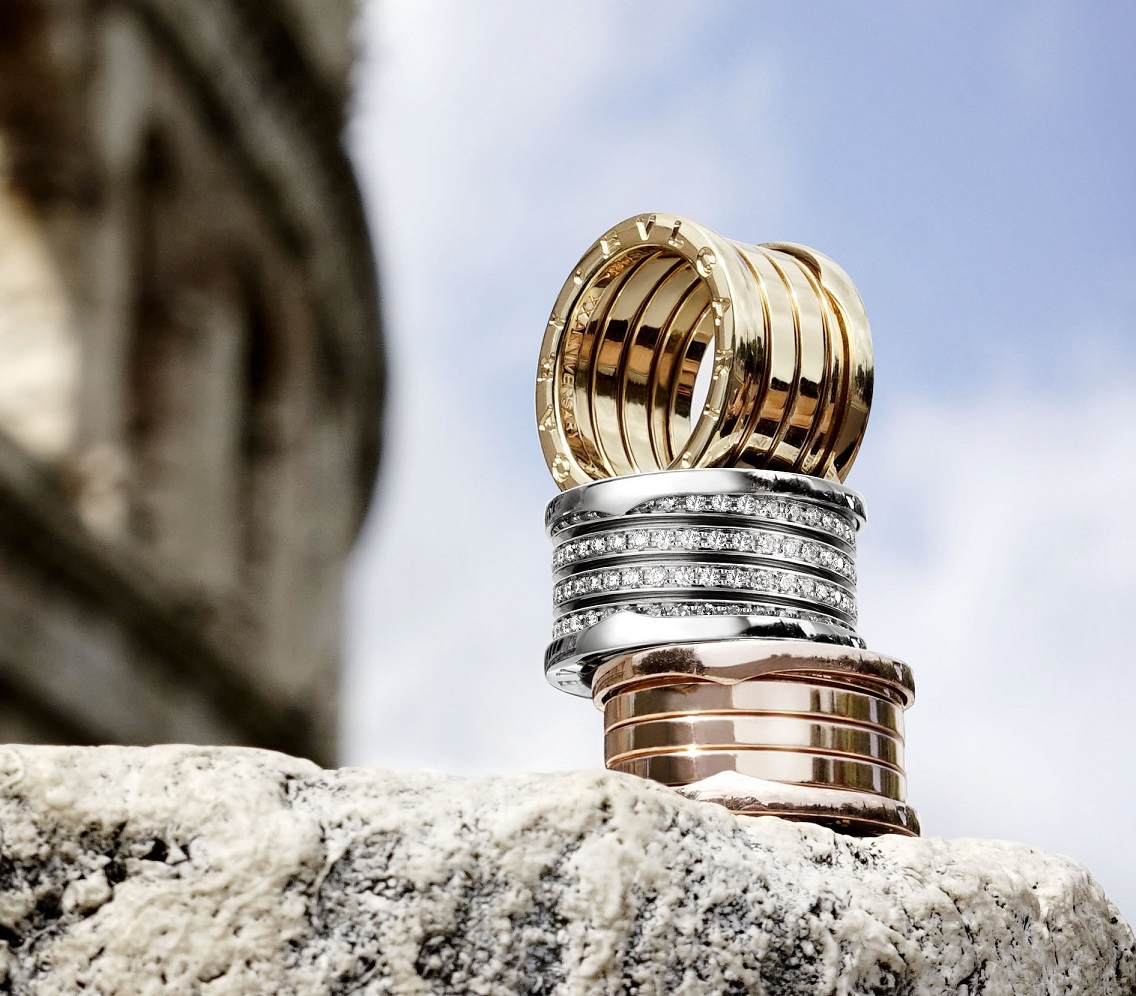 Bulgari B.zero1 rings from 2019