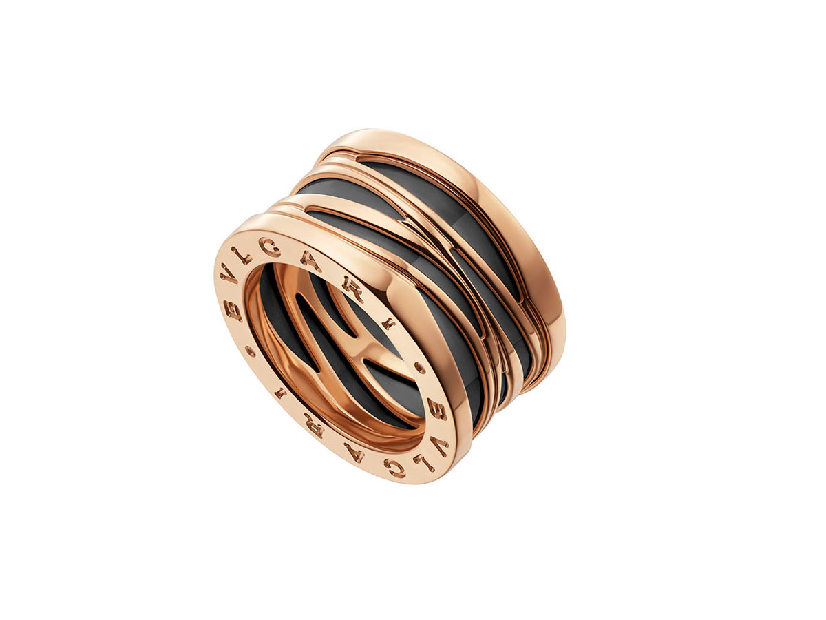 Bulgari B.zero1 ring from 2019