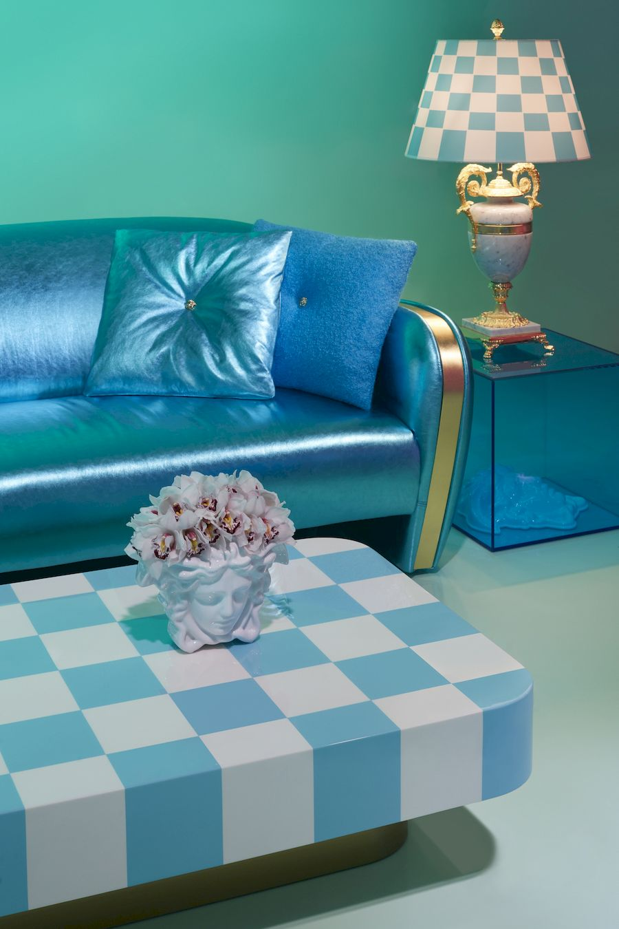 Elevate Your Residence With These Pieces From The Versace Home