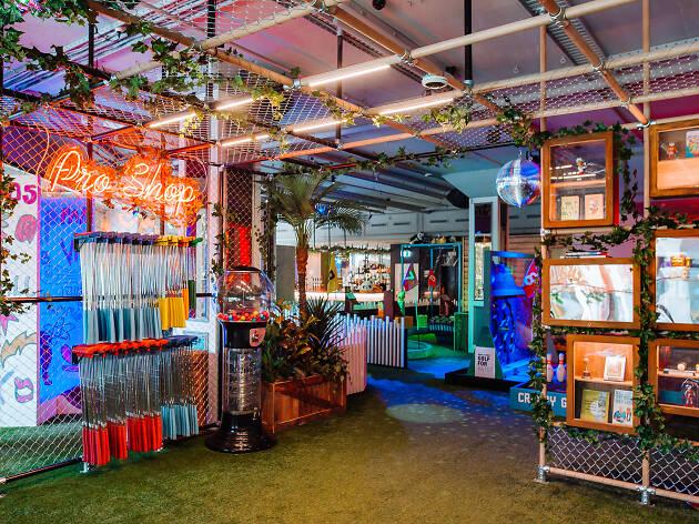 arcade bars in singapore