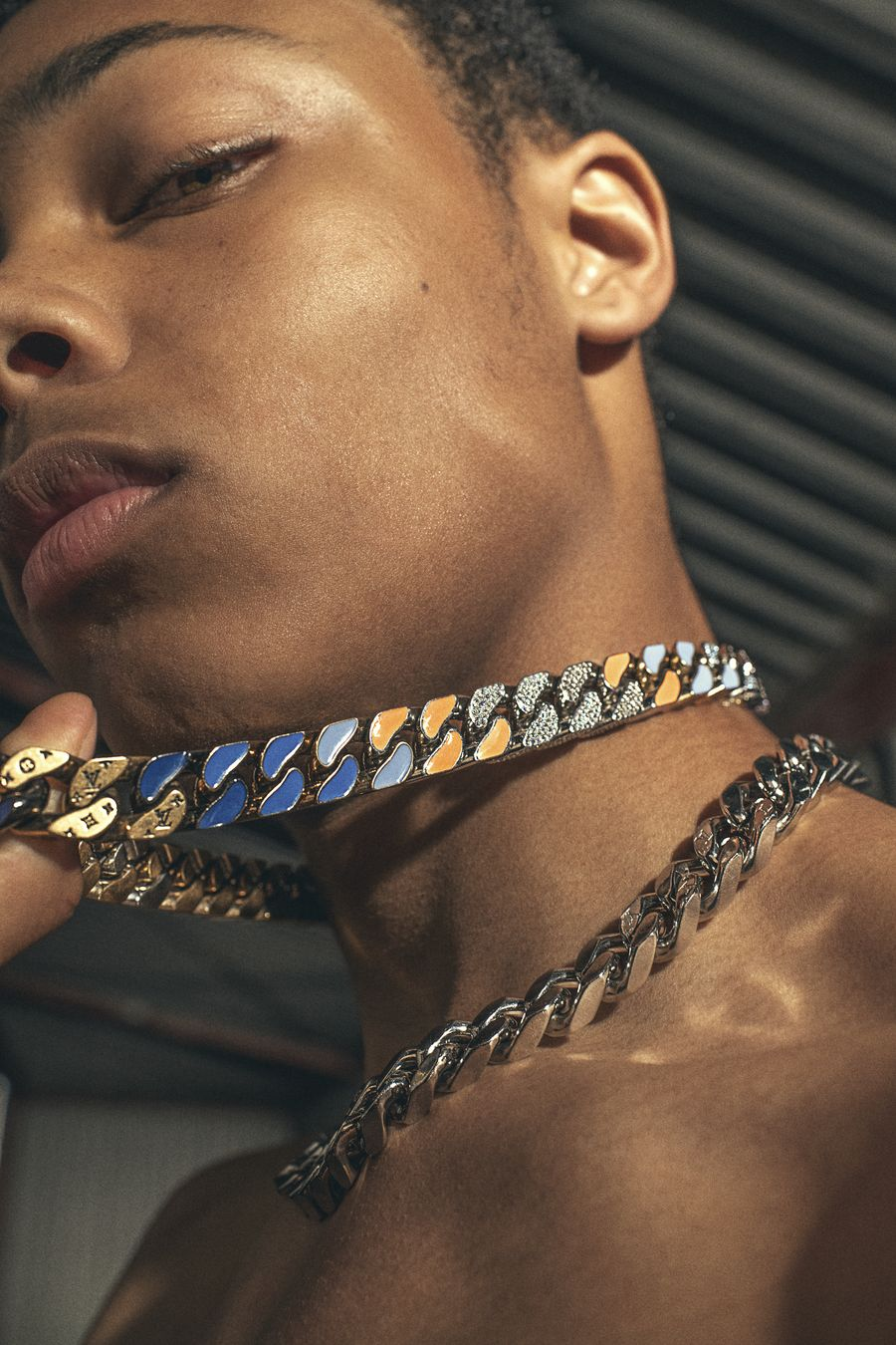 Louis Vuitton Virgil Abloh Men's Jewellery