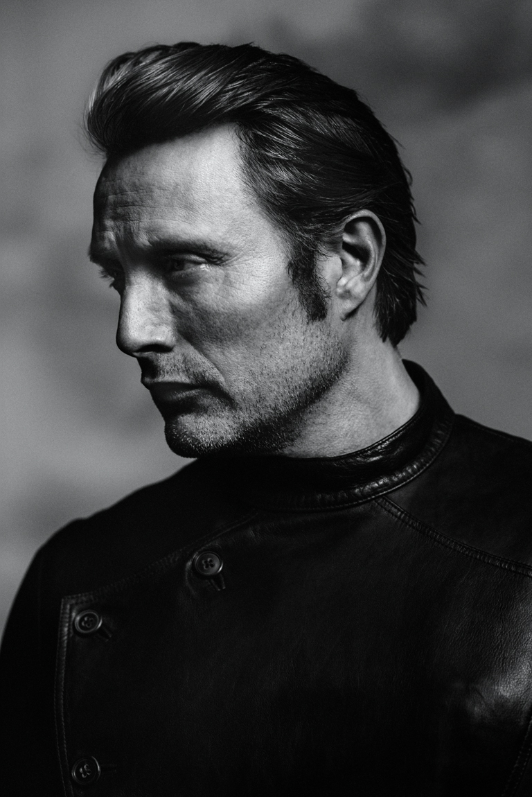 You might recognise Mads Mikkelsen from his villainous turn in Casino Royale