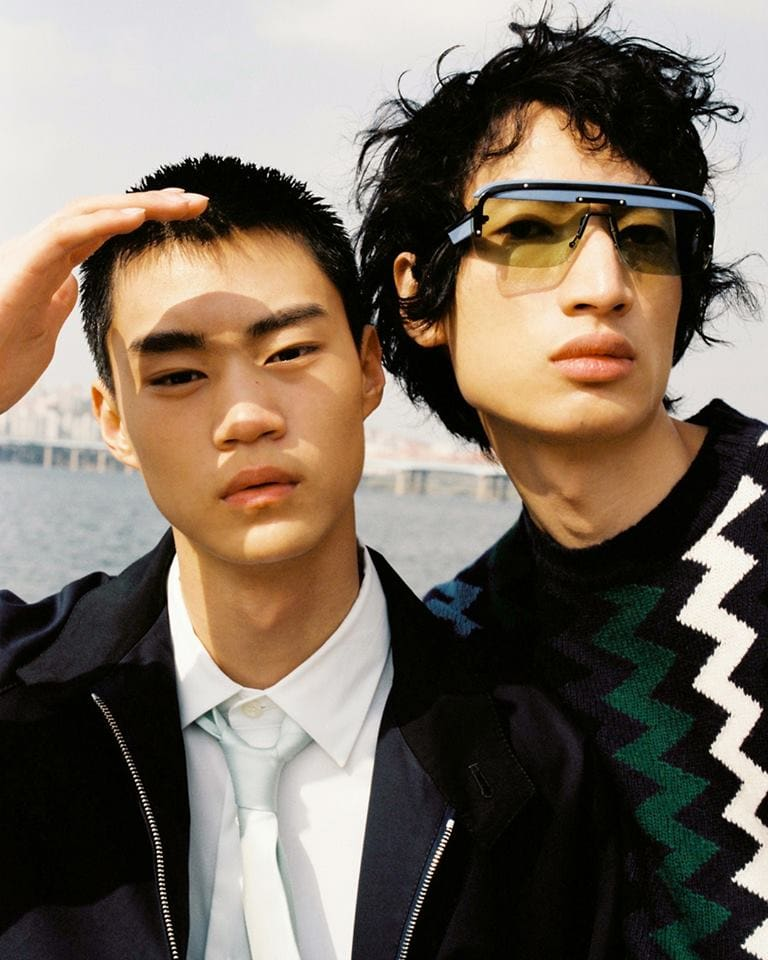 PRADA asian fit sunglasses