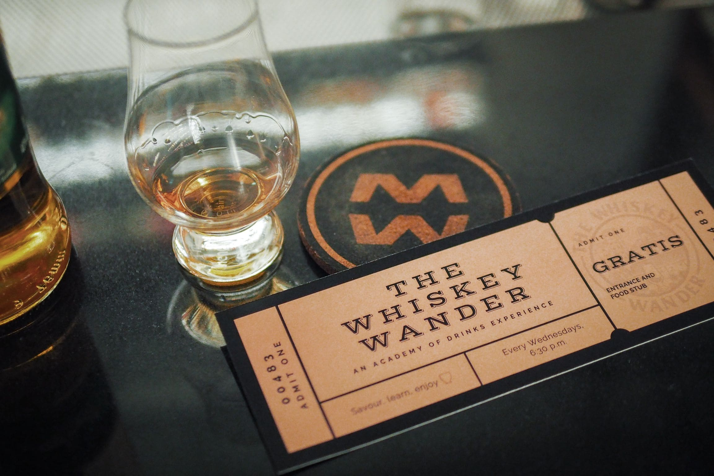 whiskey wander