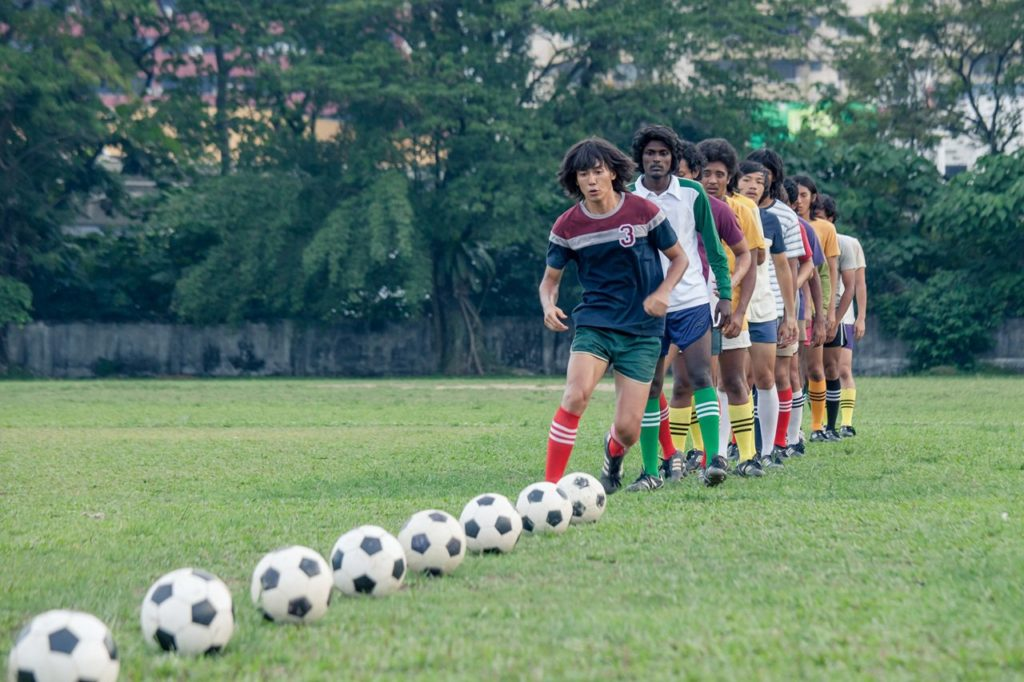 OlaBola, a nostalgia-filled sports film inspired by the 1980 Malaysian national football, left its mark as one of the greatest local films of all time.