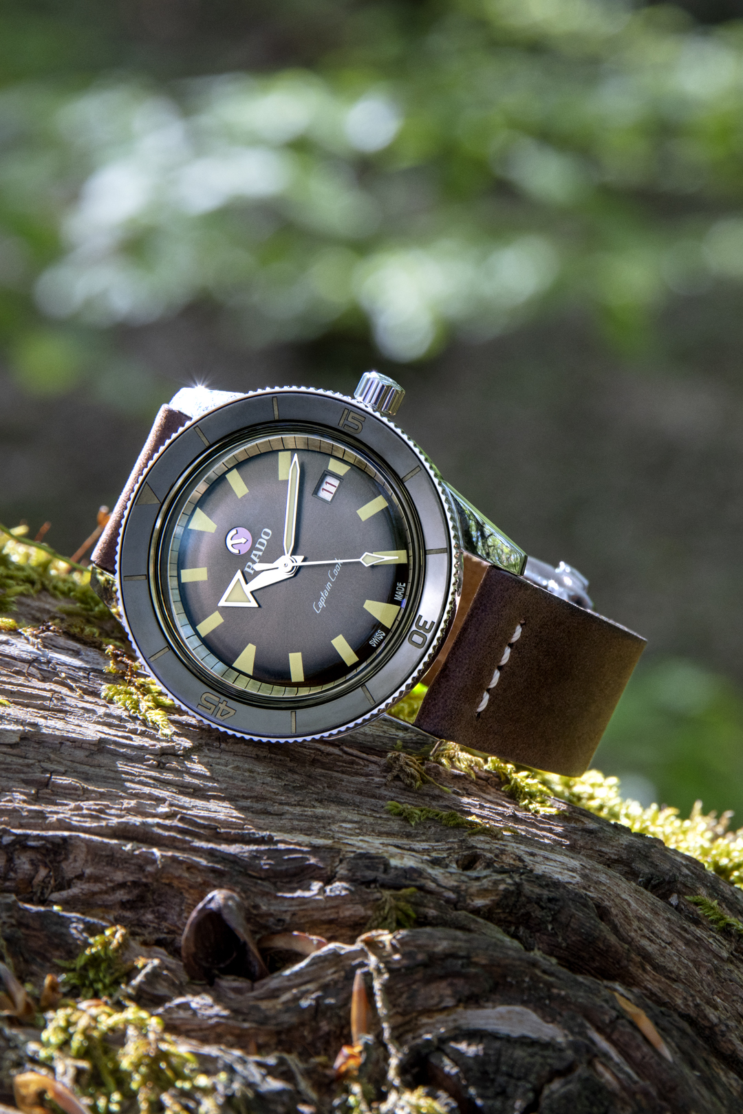 A closer look at the Rado Captain Cook Automatic