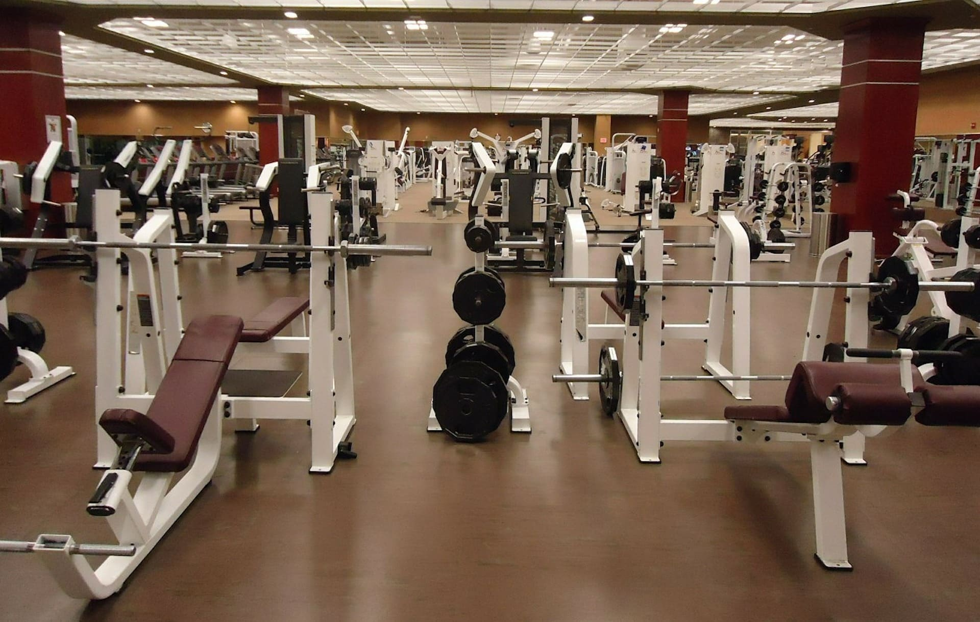 Free weights vs exercise machines: Which one should you be using?