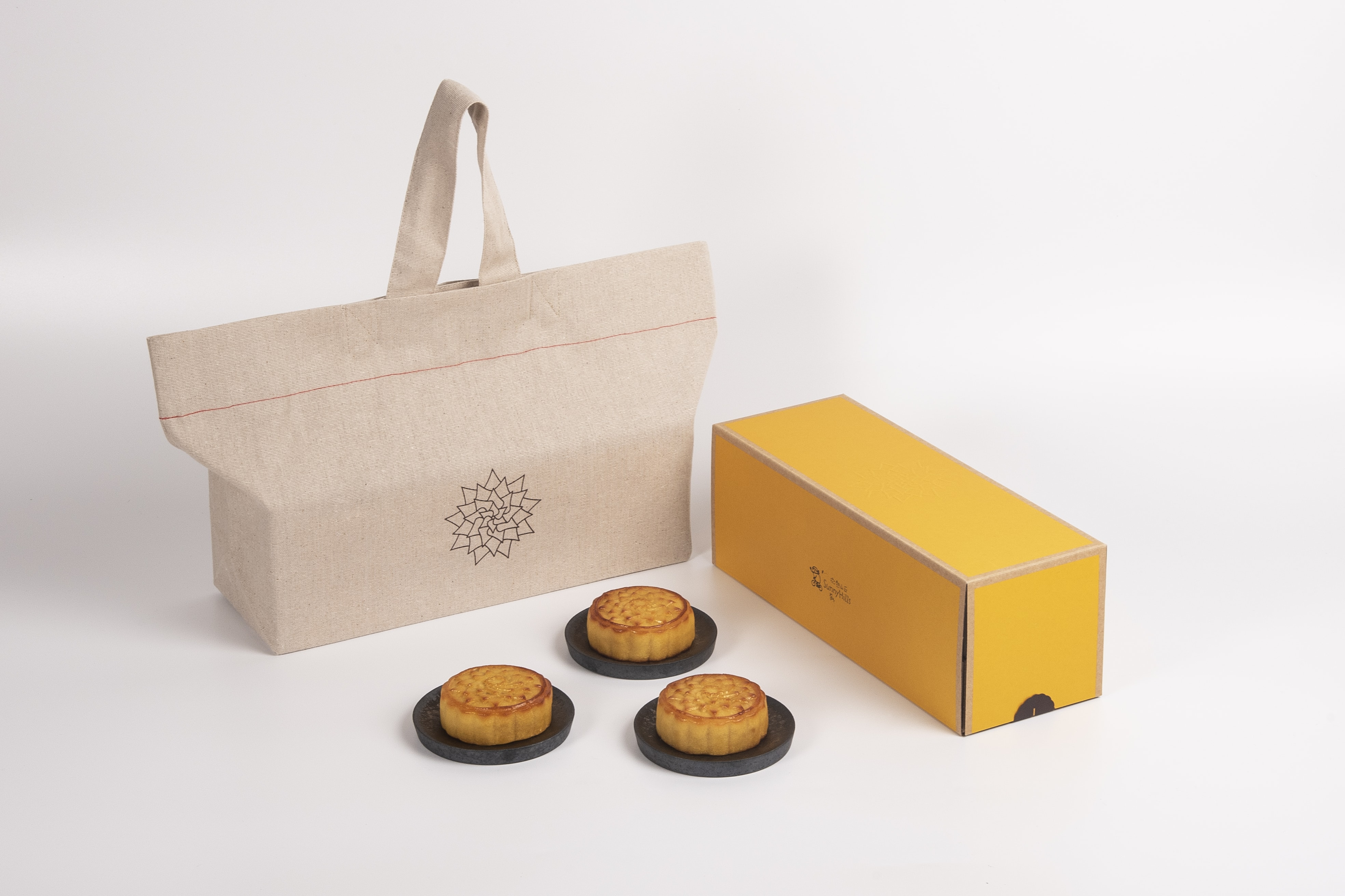 SunnyHills Pineapple Mooncake