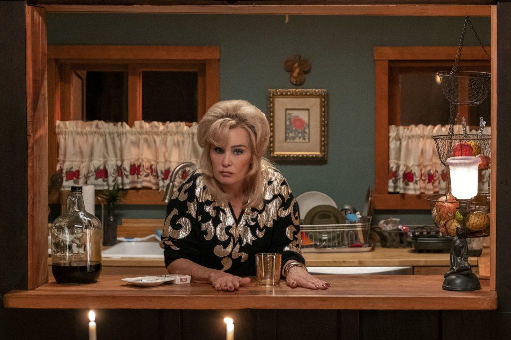 The Politician: Jessica Lange as 'Dusty Jackson'