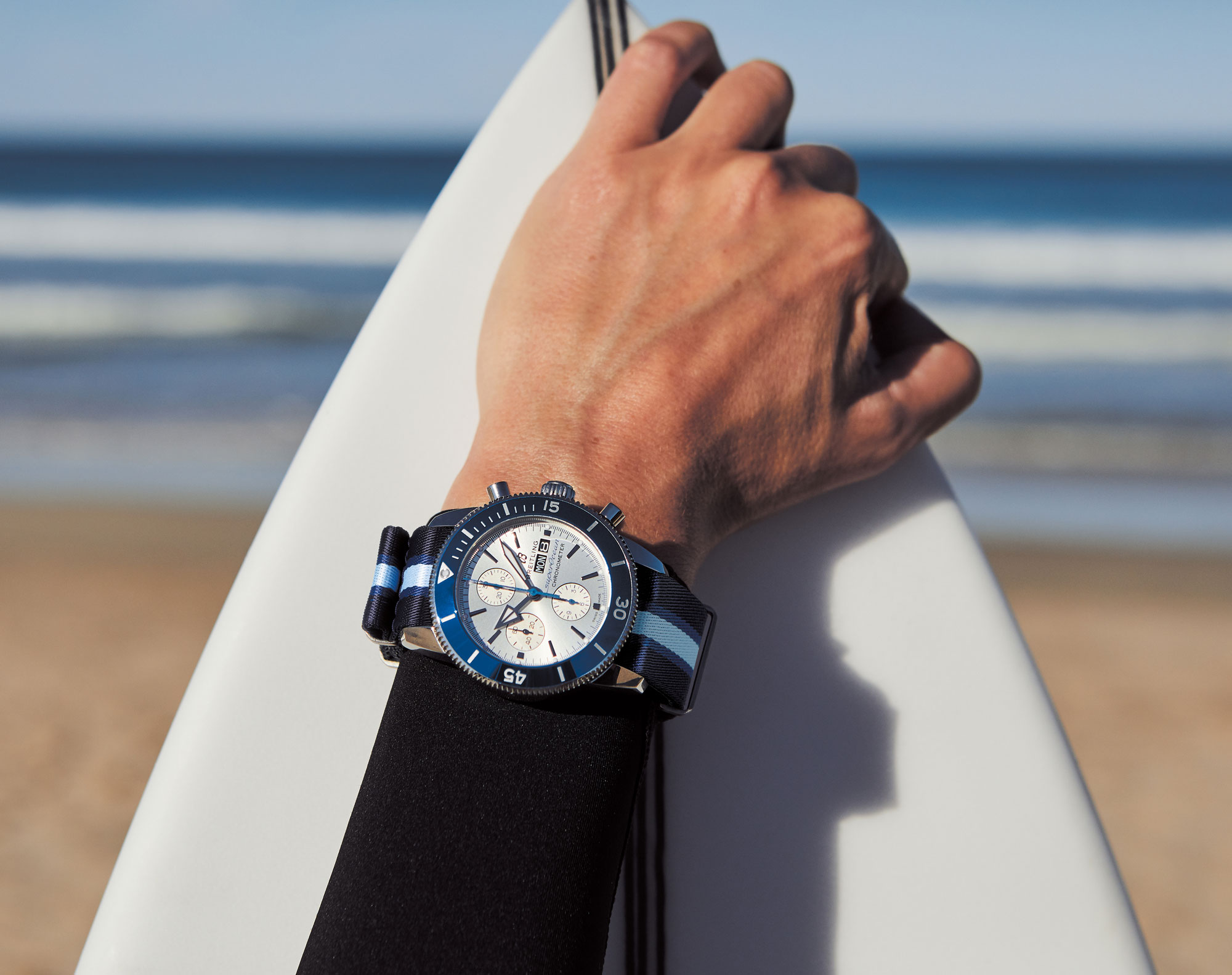 The Superocean Heritage Ocean Conservancy Limited Edition