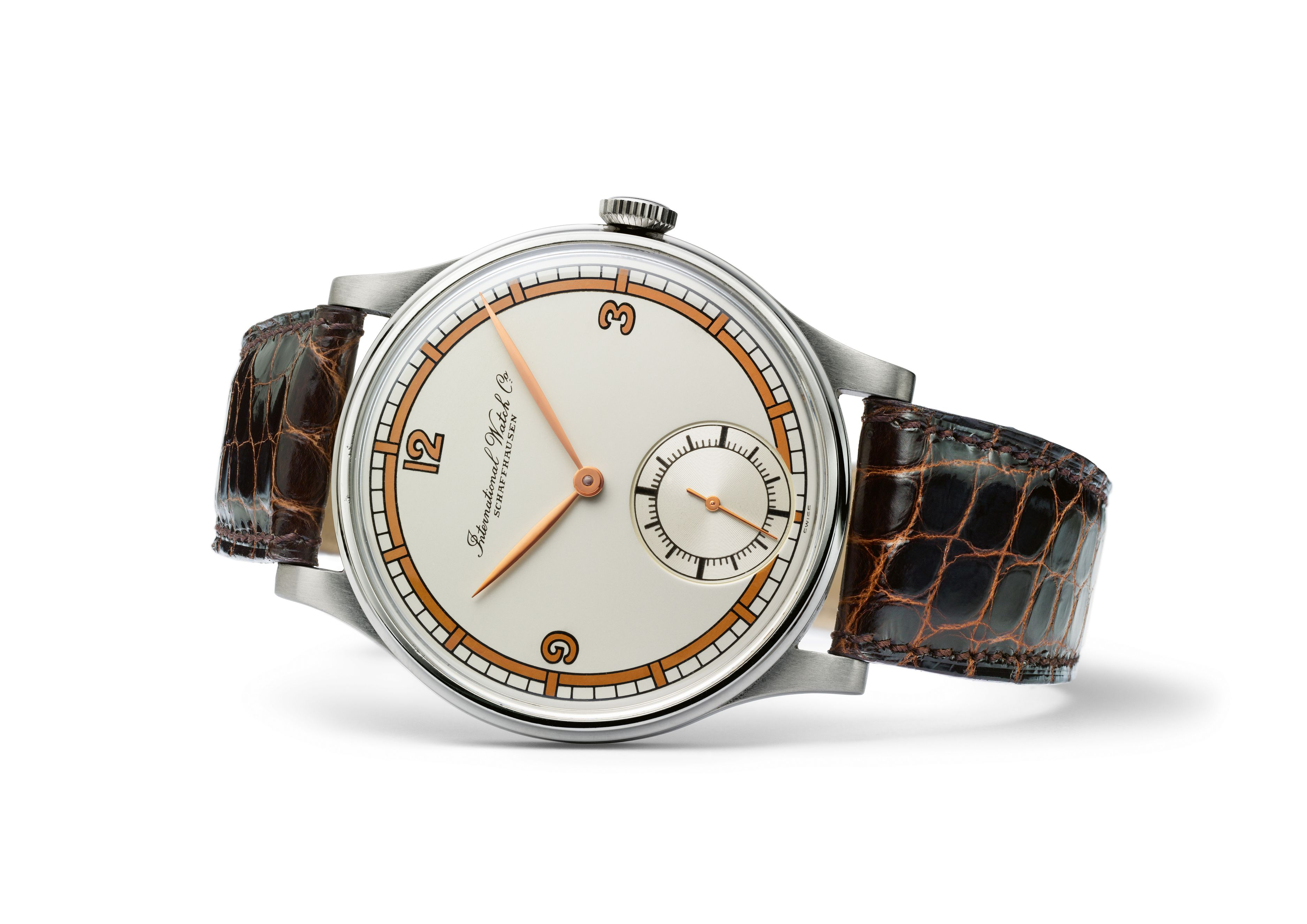 Glimpse into horological history with IWC's retrospective exhibition