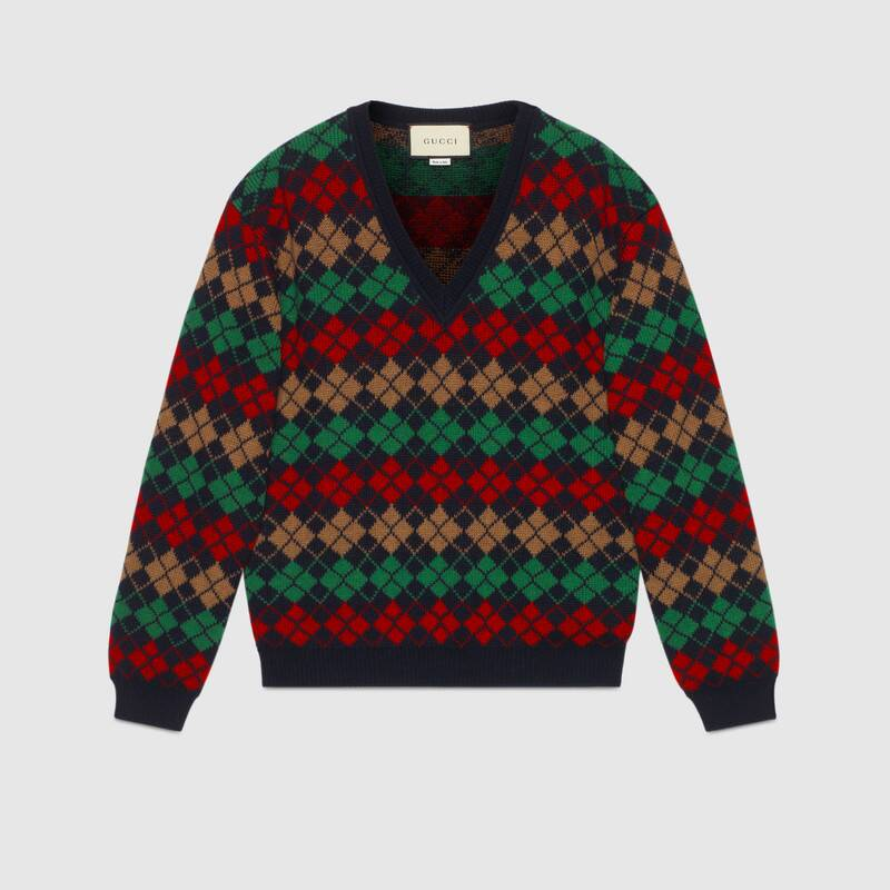 585432_XKAXT_4206_001_100_0000_Light-Argyle-alpaca-wool-V-neck-sweater