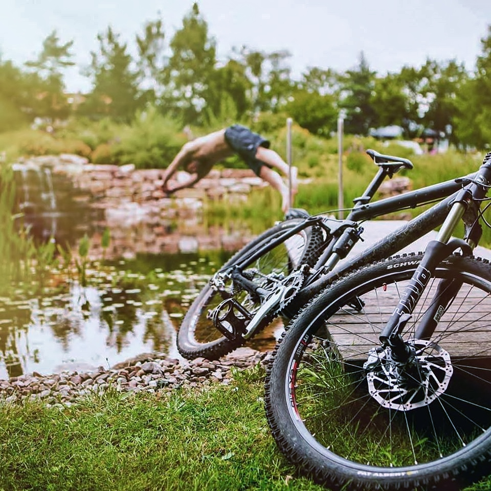 Mountain bike tourism allows you to be truly spontaneous holiday ideas Oct 2019