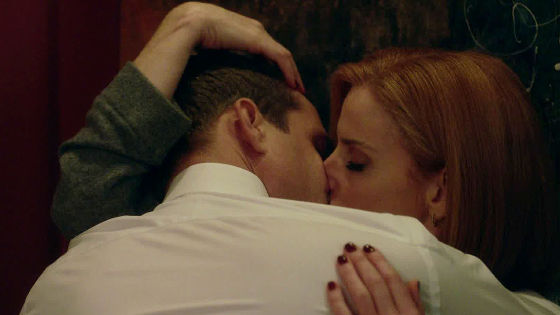 After over a decade spent working together, Harvey and Donna solidify their partnership -- romantically.