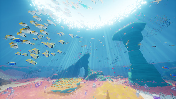 Indie video games: One example of the beautiful and mesmerising environments featured in-game
